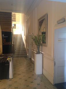 Design Hotels' networking event at Il Botaccio